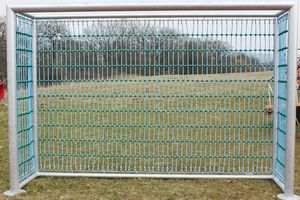 """Goalie-Sport"" Football area goal"