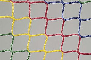 Safety net, ø 3 mm, 4coloured